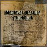 Thief Pack Gestures
