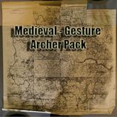 Archer Pack Gestures