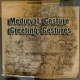 Greetings Pack Gestures