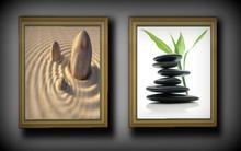 Salon - Spa & Resort Artwork - Serenity Sand & Warming Stones duo *RESIZE*