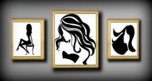 Salon - Salon Artwork Trio *RESIZE*