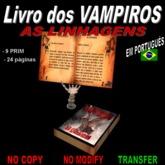 Livro: VAMPIROS - AS LINHAGENS
