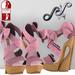 Sky - Sexy Bonita Sandals Pink - Slink High