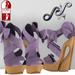 Sky - Sexy Bonita Sandals Lavender - Slink High