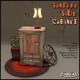 Santa fe Side Cabinet set