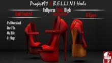 Bellini Heels (Slink High) Demo
