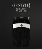 {Fe Style} DOPE.LINE Shorts