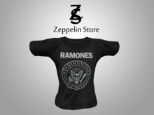 - Shirt - Collection of Rock - 17 - Zeppelin Store