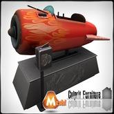 Culprit Rockety Ride Flames