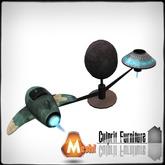 Culprit UFO Chaser Ride