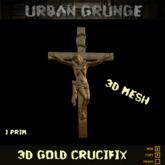 Mesh Crucifix