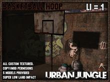 BASKETBALL HOOP - MESH - URBAN JUNGLE