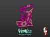 [ Vertice ] Retro Purple - (SLINK) Wedge Sandals