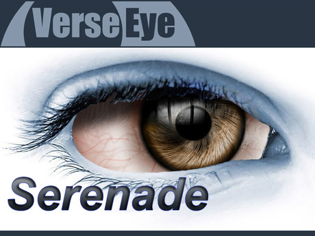 Serenade - Brown - Mesh Eyes by VerseEye - Petite Included