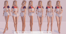 Overlow Poses - Pack 29