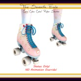 The Seventh Exile: Cake Cake Cake! Roller Skates - Birthday
