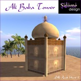 Ali Baba Tower from 1001 Nights
