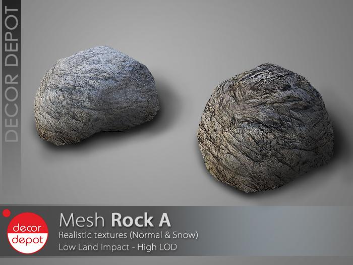 [DD] - FULL PERM  Rock A