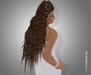FaiRodis Divina hair deep Shaten colors with hair decoration
