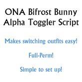 [ONA-Bifrost Bunny Toggle]