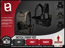 (epia) - Tactical Combat Vest