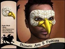 Eagle Mask (White)