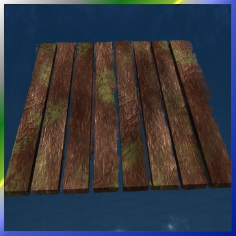 Just Wood Boards. Mesh