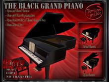 The Black Grand Piano