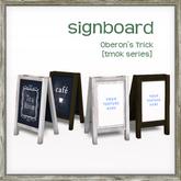 Ot* [tmok] Signboard