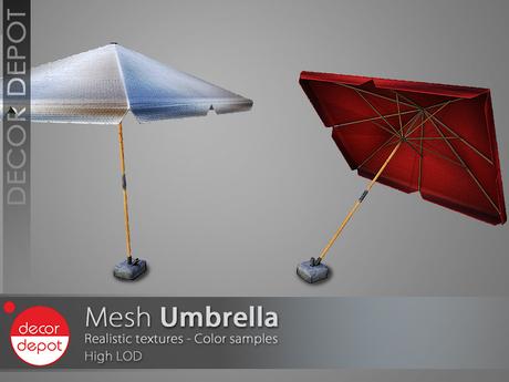 [DD] - FULL PERM  Umbrella