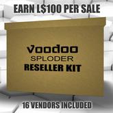 Voodoo Sploder Affiliate Comission Reseller Vendors
