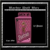 Barbie Doll Box Pk