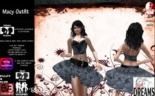 1 * Sexy Dreams * - Macy outfit :: lolas tango, mirage, omega, phat, sking brazilia, wowmeh, eve, ghetto,