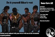 NP_Mens Biker - Some Gave All
