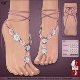 *MUKA* Feetwrap Rosa