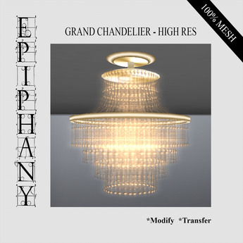 Grand Chandelier - High Res