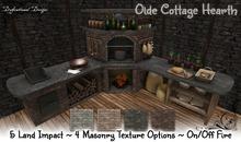 [DDD] Olde Cottage Hearth - Rustic Kitchen
