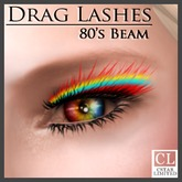 cStar Limited - Drag Lashes - 80's Beam