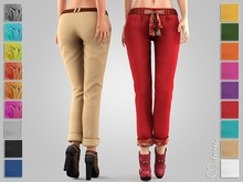 Mutresse . Geri Pants - 12 Colors  (Rigged Mesh)