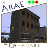 The Arae by Demanasi - 100% Mesh