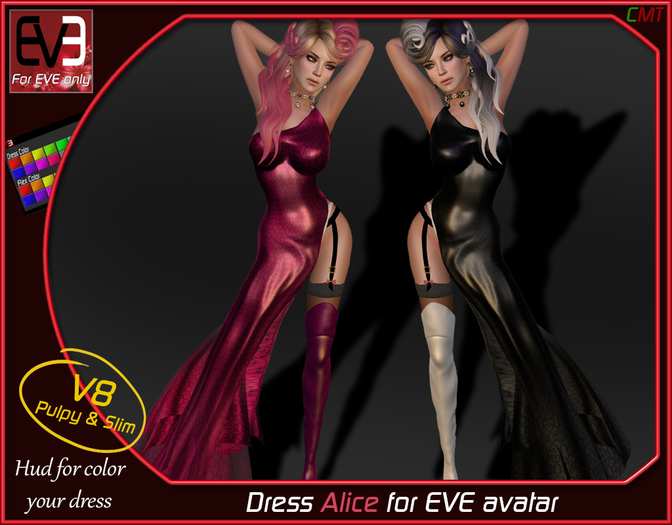 *!* Dress Alice for EVE