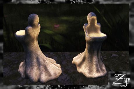 Zyn ~ Cloaked Spirit Fount