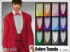 [Phunk] Mesh Men's Colors Tuxedo (12 Colors)