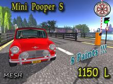 [AIKIOTO] Mini Pooper S(BOX)