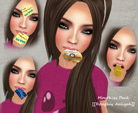 [[Roughly Aaliyah]] Mouthie Pack