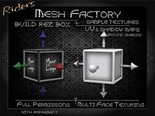 Riders Mesh Factory - Build Rez Box