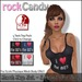 *rockCandy - Tank Top - I Heart The 80's **For SLink Physique**