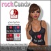 *rockCandy - Tank Top - I Heart The 90's **For SLink Physique**