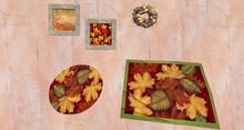Free Autumn Art and Decor