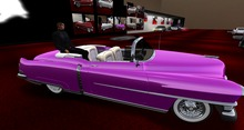 BILLIONAIRE MOTORS LUCILLE(PINK)BOXED